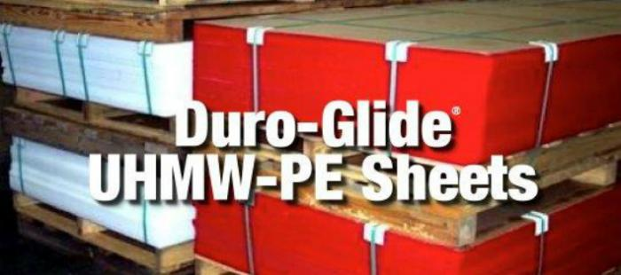 Duro-Glide UHMW-PE Sheets